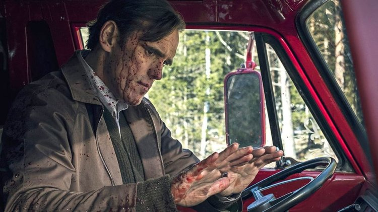 Movie Review: THE HOUSE THAT JACK BUILT (2018)
