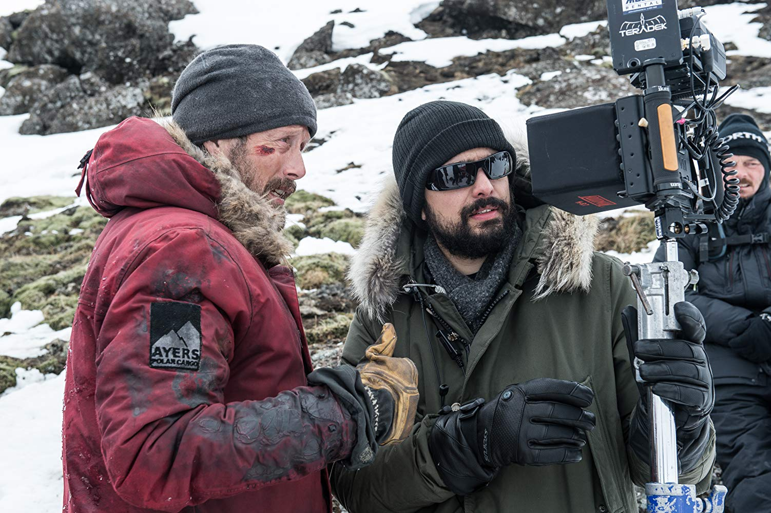 Interview: Writer/Director Joe Penna & Actor Mads Mikkelsen for ARCTIC