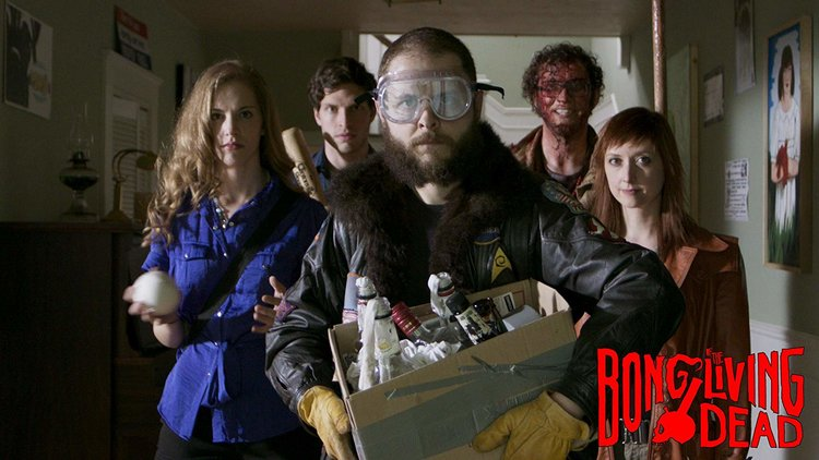 Horrible Imaginings Film Festival Review: BONG OF THE LIVING DEAD (2017)