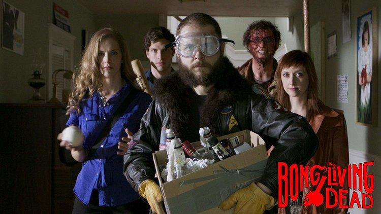Horrible Imaginings Film Festival Review: BONG OF THE LIVING DEAD (2017)