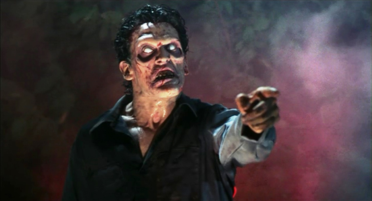 Blu-ray/DVD Review: EVIL DEAD II (1987)