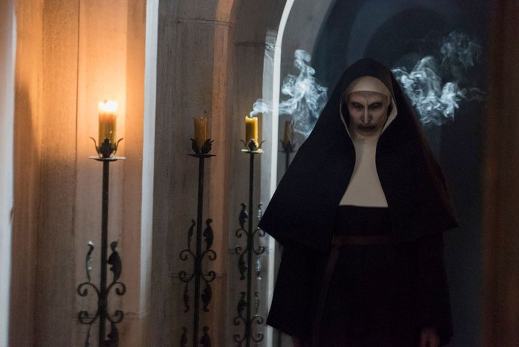 Blu-ray/DVD Review: THE NUN (2018)