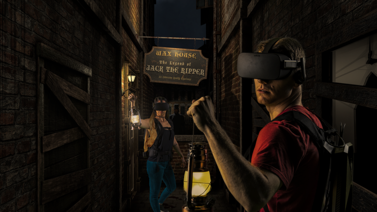 VR Experience: WAX HOUSE: THE LEGEND OF JACK THE RIPPER