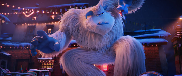 Nightmarish Detour: SMALLFOOT (2018)