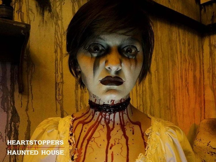 Haunt Review: HEARTSTOPPERS HAUNTED ATTRACTION (2018)