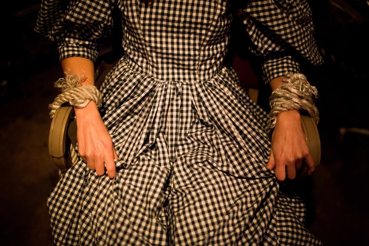 Immersive Experience: The Speakeasy Society Presents THE KANSAS COLLECTION: THE HEART