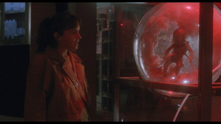 Blu-ray/DVD Review: THE UNBORN (1991)