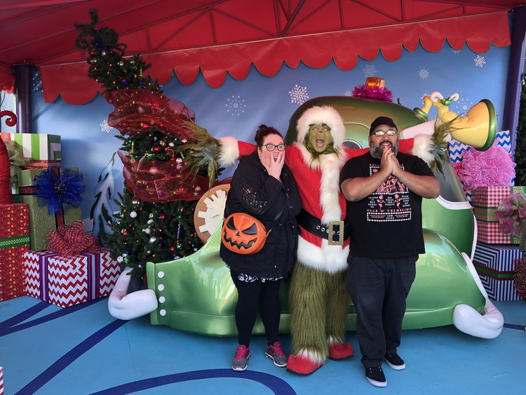 Event Recap: Grinchmas at Universal Studios Hollywood