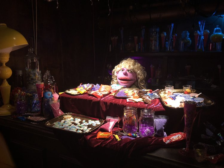 Immersive Pop-Up Event: The Inkhole for HAPPYTIME MURDERS