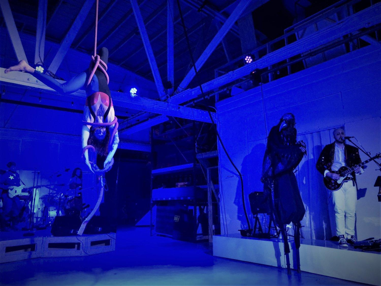 Event Recap: Shapeshifter Circus