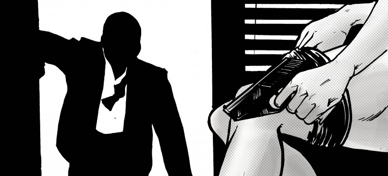 Graphic Novel Review: STALKINGS