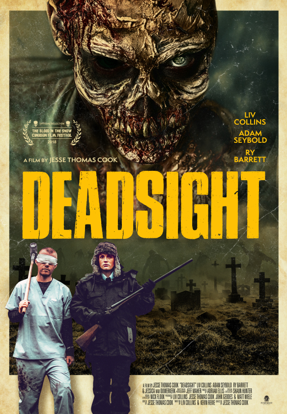 Blood in the Snow Film Festival Review: DEADSIGHT (2018)