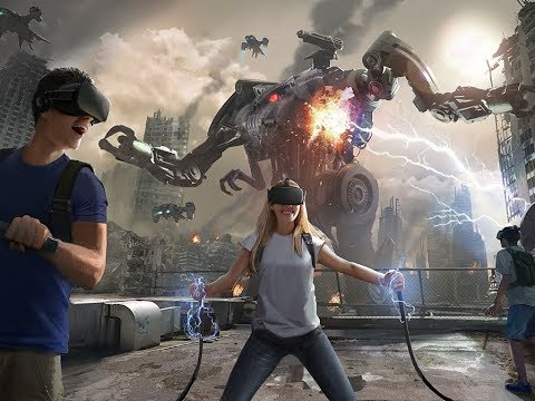 VR Experience: TERMINATOR SALVATION: FIGHT FOR THE FUTURE