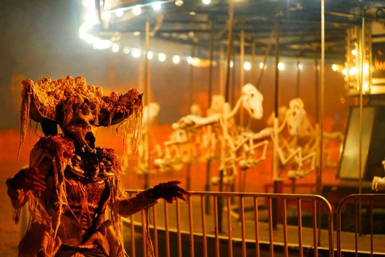 Haunt Review: LA's Haunted Hayride (2018)