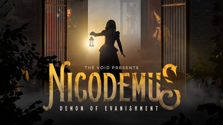 VR Experience: NICODEMUS: DEMON OF EVANISHMENT