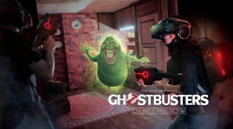 VR Experience: GHOSTBUSTERS: DIMENSION