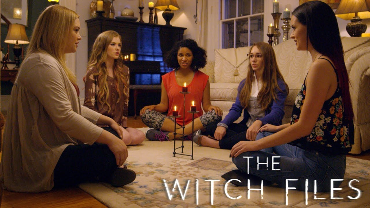 Movie Review: THE WITCH FILES (2018)