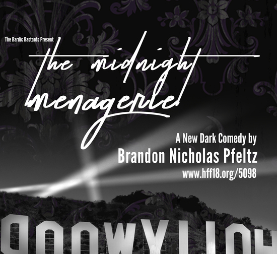 Hollywood Fringe Festival Review: THE MIDNIGHT MENAGERIE