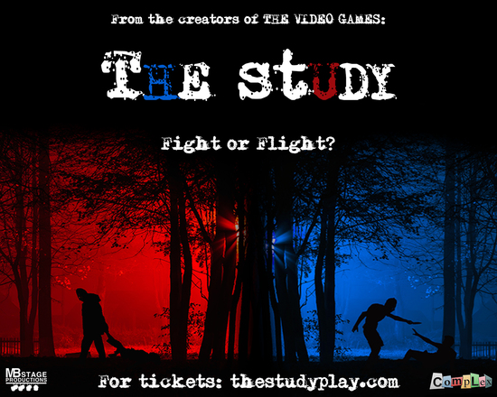 Hollywood Fringe Festival Review: THE STUDY