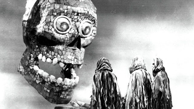 Event Recap: Ghoula and 3D Space Present THE MASK (1962)