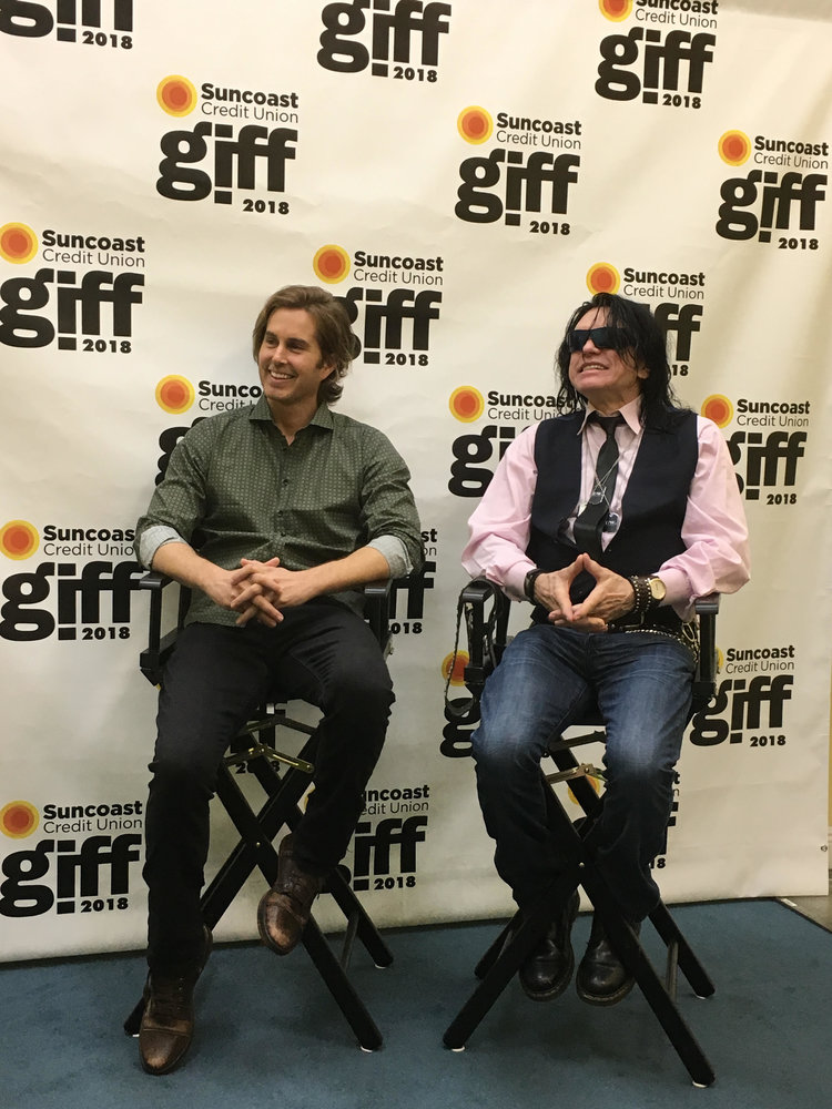Interview: Actor Tommy Wiseau for BEST F(R)IENDS