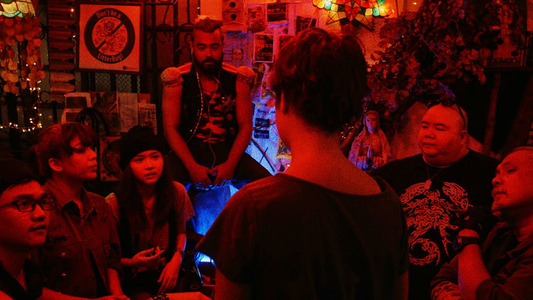 Interview: Director Dean Colin Marcial for MANILA DEATH SQUAD