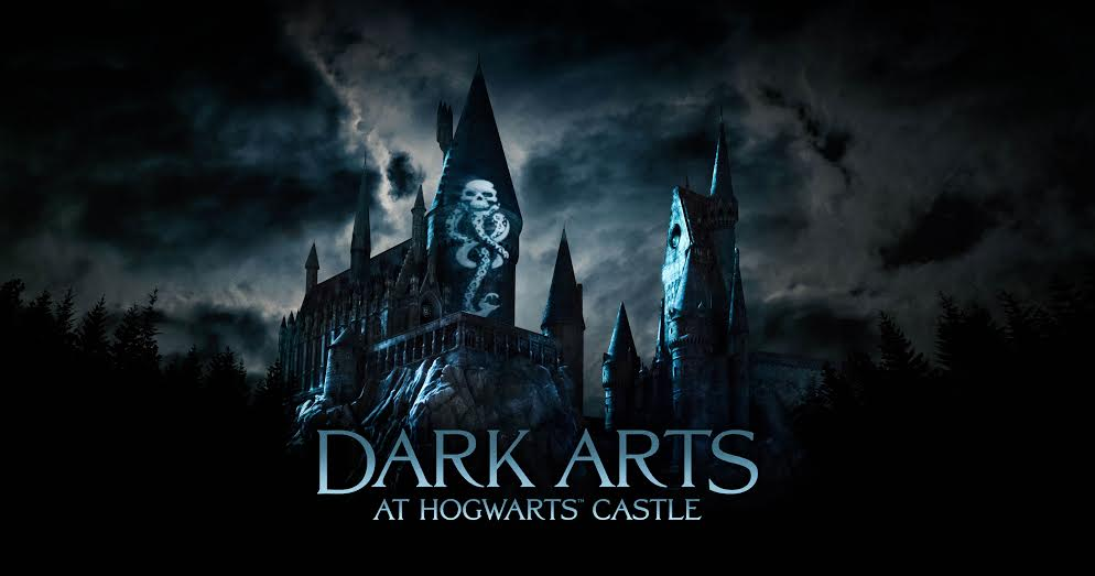 [News] The Wizarding World of Harry Potter Brings An All-New Light Project Experience to Universal Studios