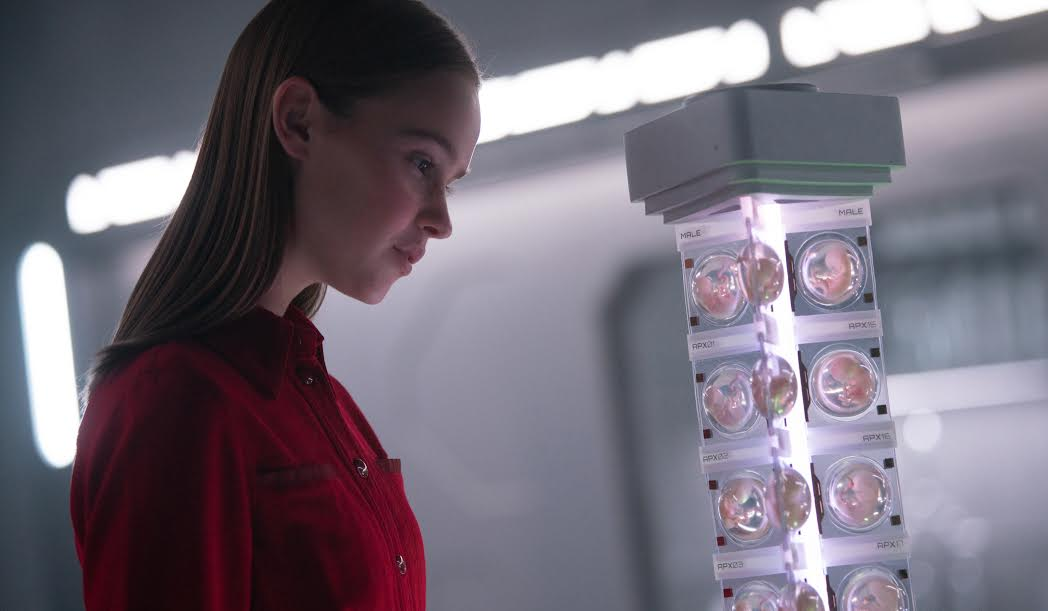 Netflix Acquires Sci-Fi/Thriller I AM MOTHER