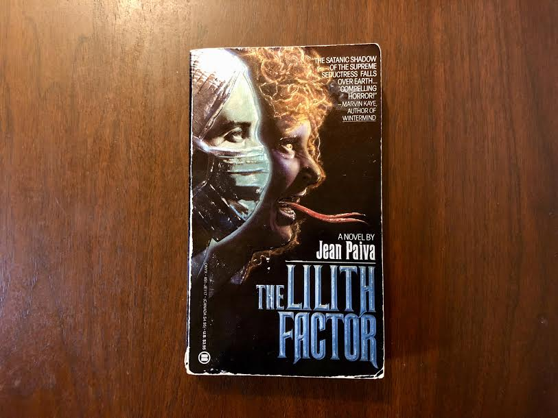 Book Review: THE LILITH FACTOR