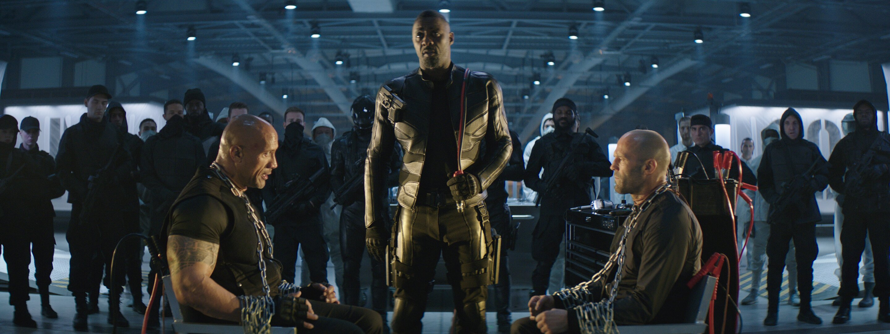 Official Trailer Released for FAST & FURIOUS PRESENTS: HOBBS & SHAW