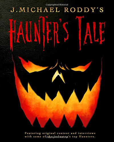 Book Review: HAUNTER'S TALE (2019)