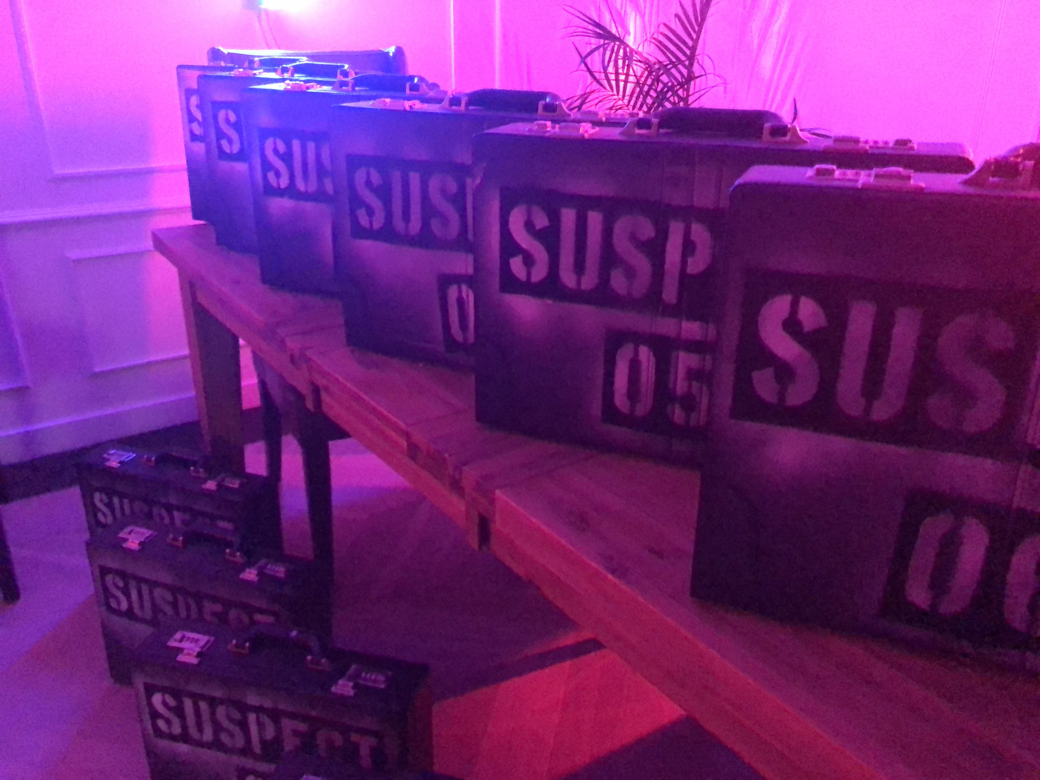 Immersive Experience: Reality X Presents SUSPICION