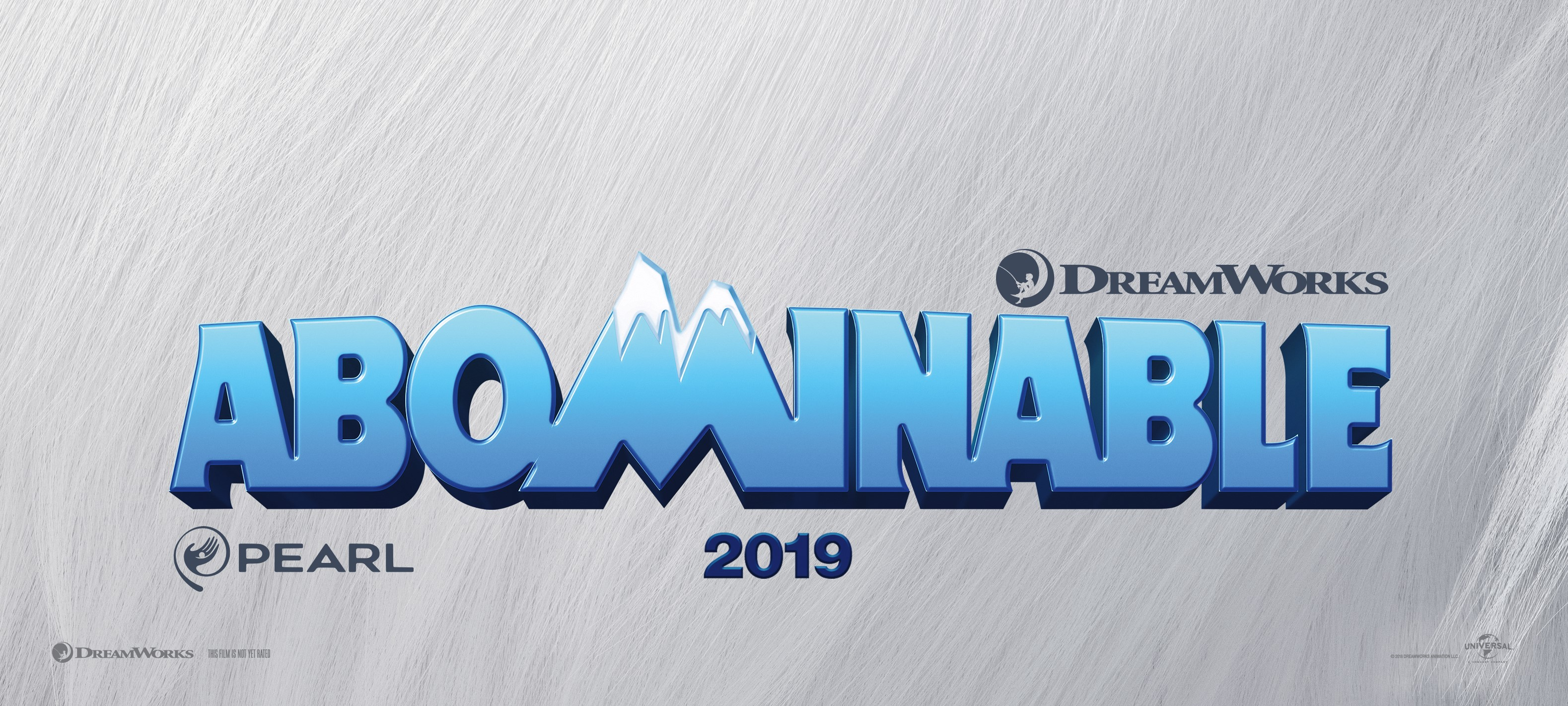 [News] Poster Revealed for DreamWorks ABOMINABLE