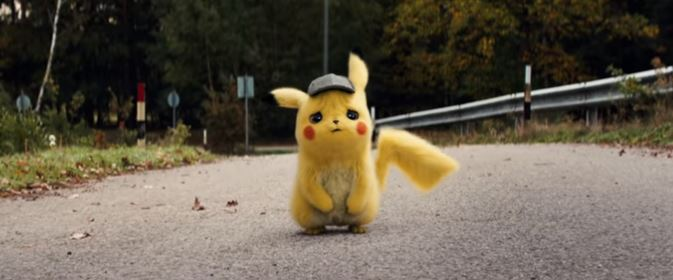 [News] New Trailer & Poster Revealed for POKÉMON DETECTIVE PIKACHU