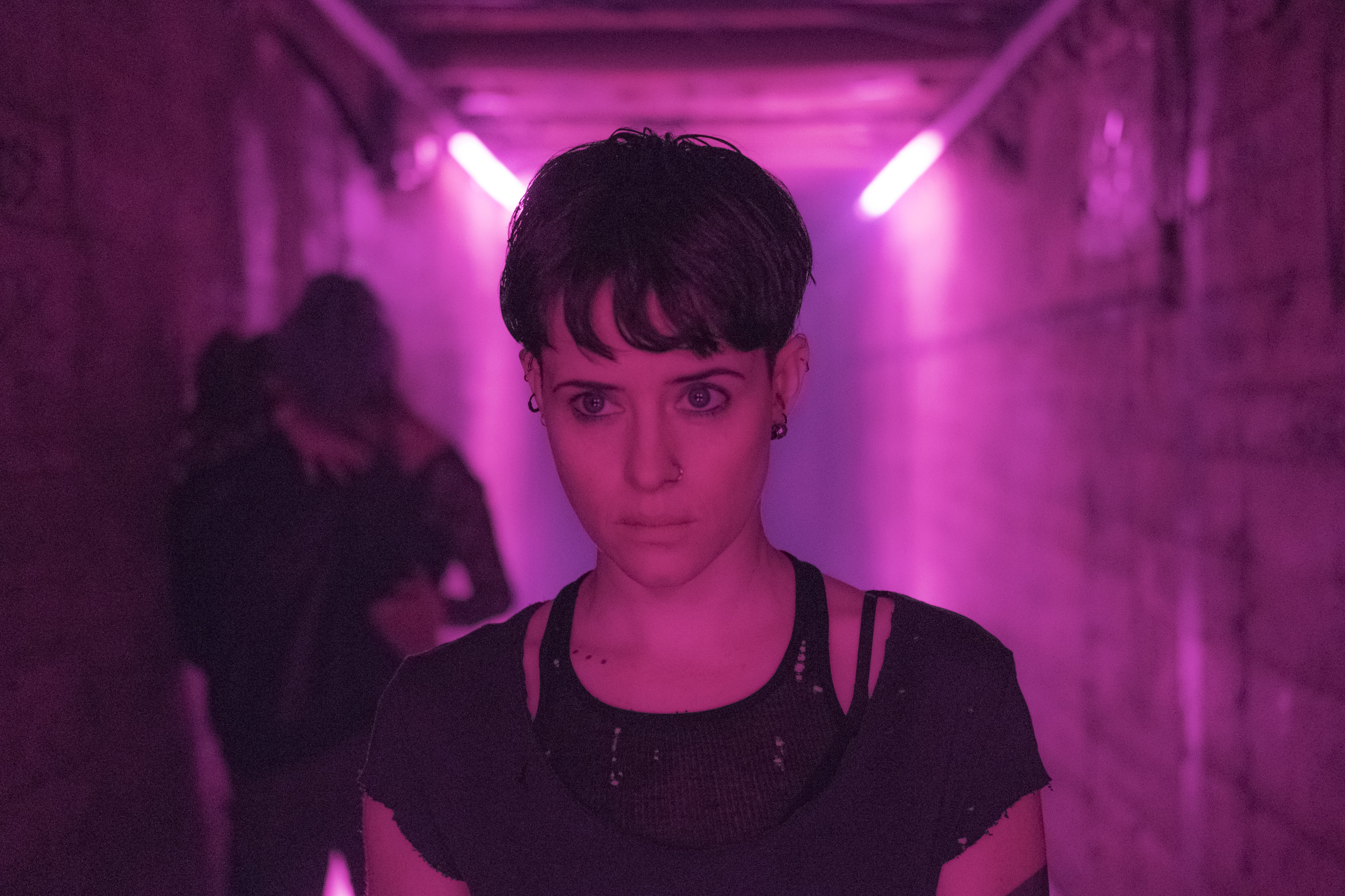 Blu-ray/DVD Review: THE GIRL IN THE SPIDER'S WEB (2018)