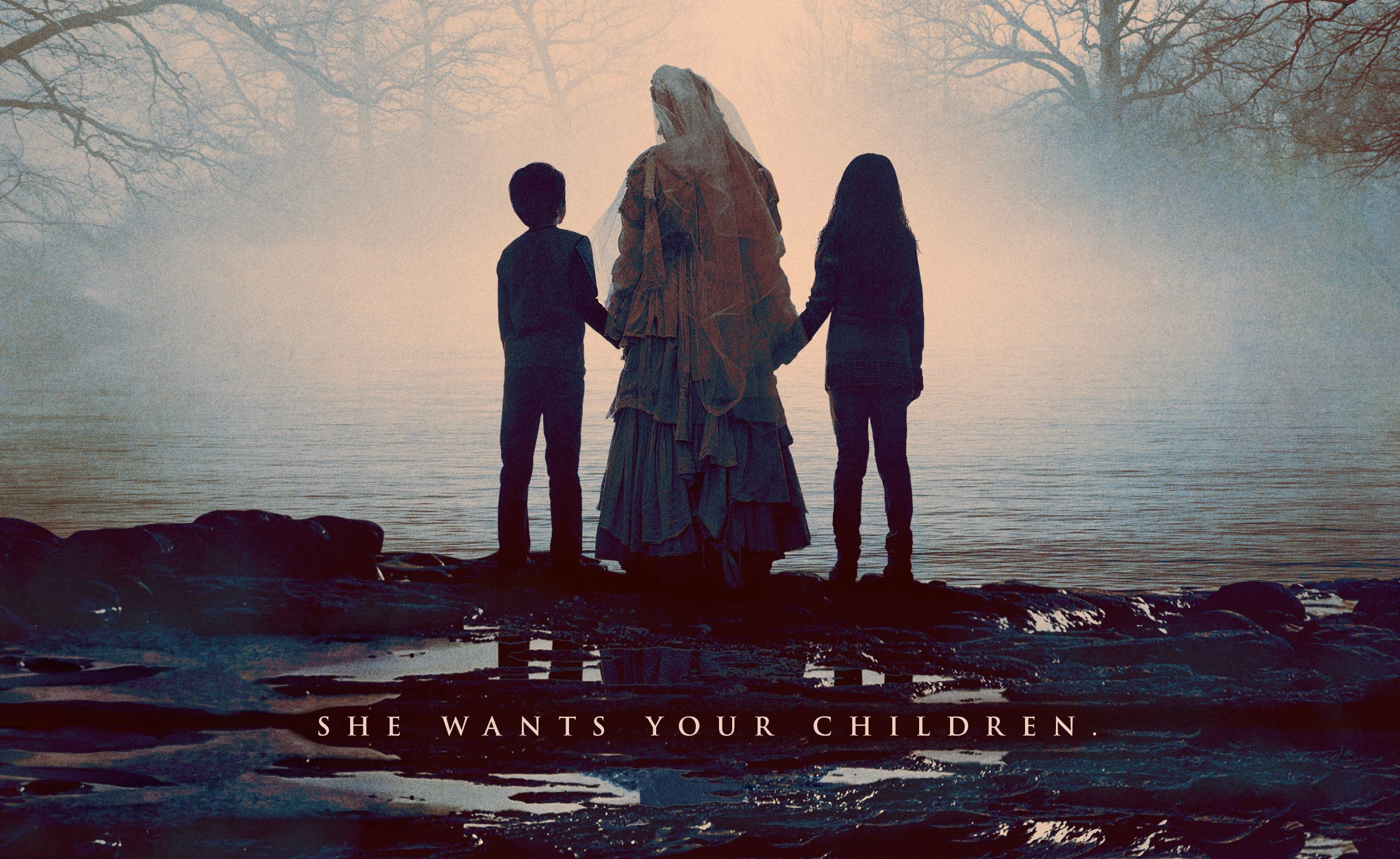 [News] Official Trailer Released for THE CURSE OF LA LLORONA