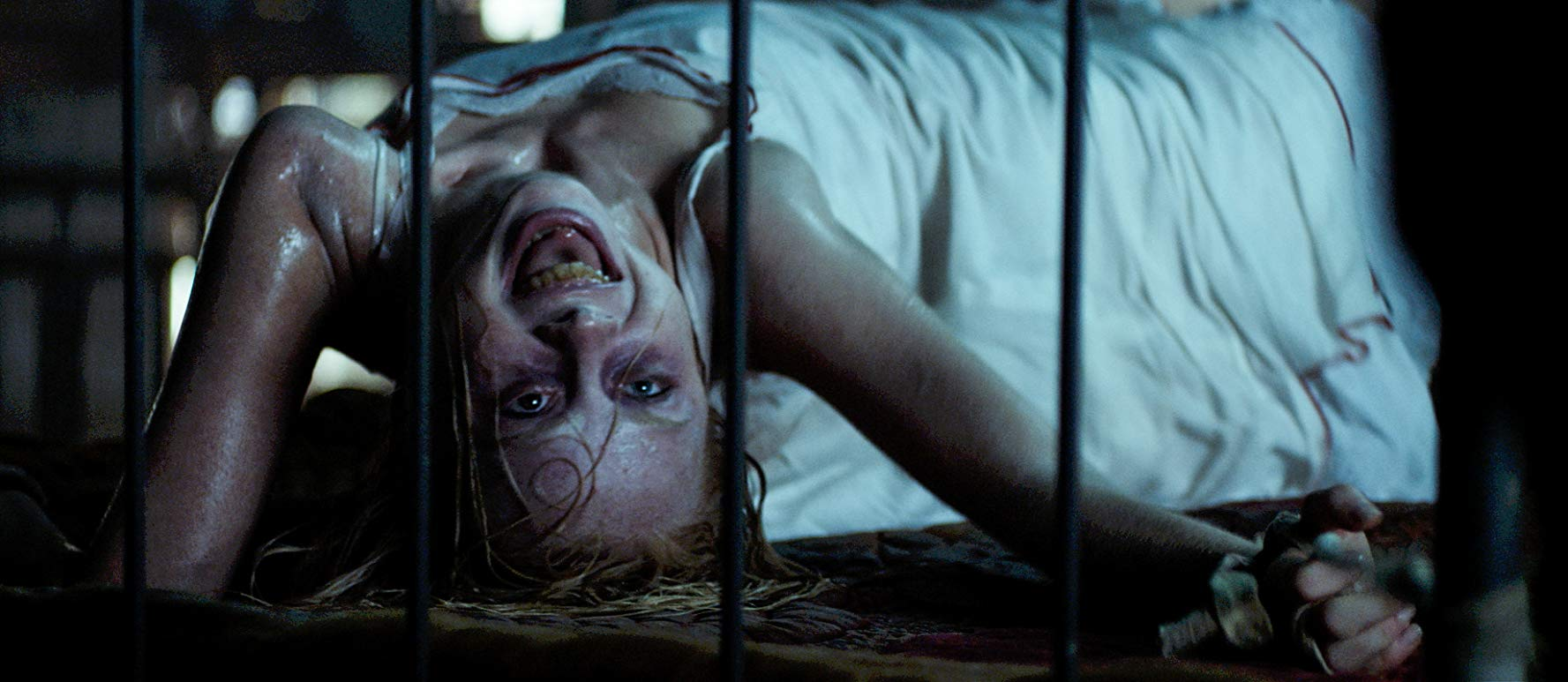 Blu-ray/DVD Review: THE POSSESSION OF HANNAH GRACE (2018)