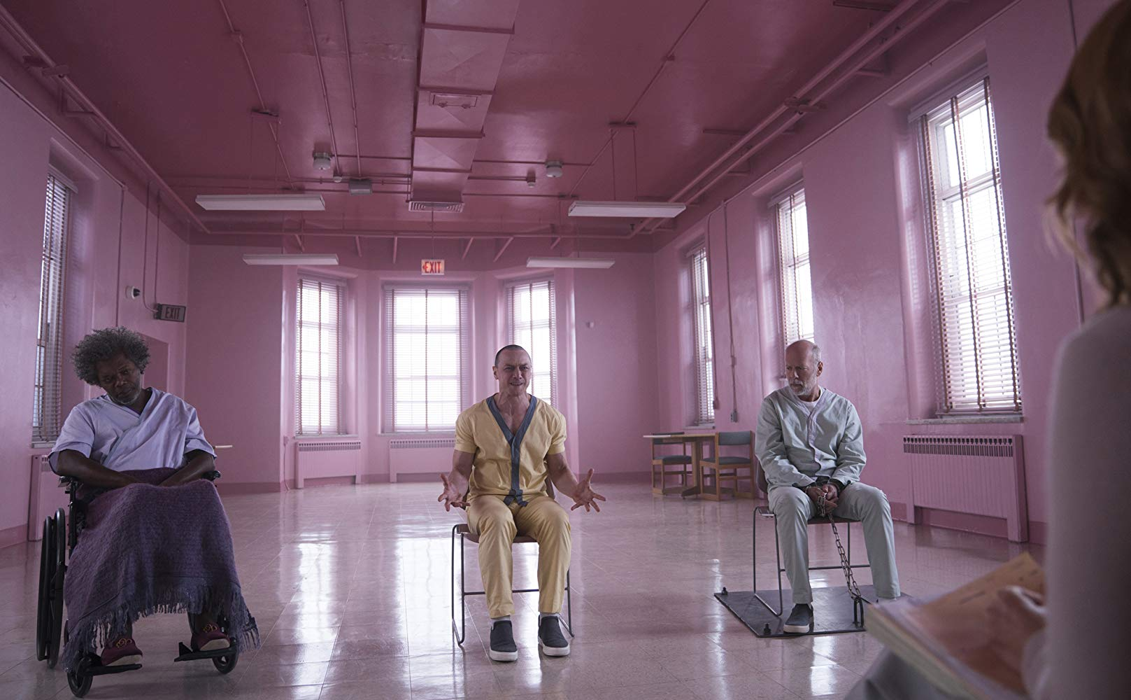 [News] GLASS Available on Digital April 2 and 4K Ultra HD, Blu-ray, DVD and On Demand April 16