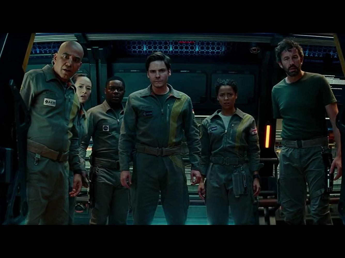 Blu-ray/DVD Review: THE CLOVERFIELD PARADOX (2018)