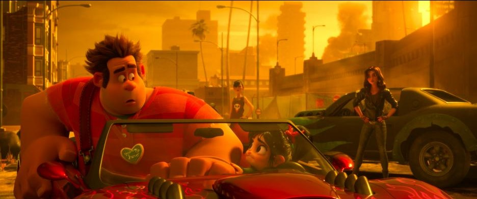 Blu-ray/DVD Review: RALPH BREAKS THE INTERNET (2018)
