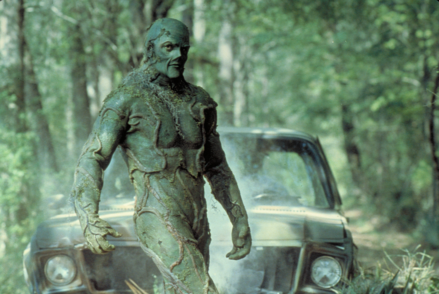 [News] 88 Films Presents SWAMP THING on UK Dual Format Blu-ray & DVD