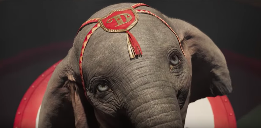 [Sneak Peek] New Sneak Peek of Upcoming Live-Action DUMBO