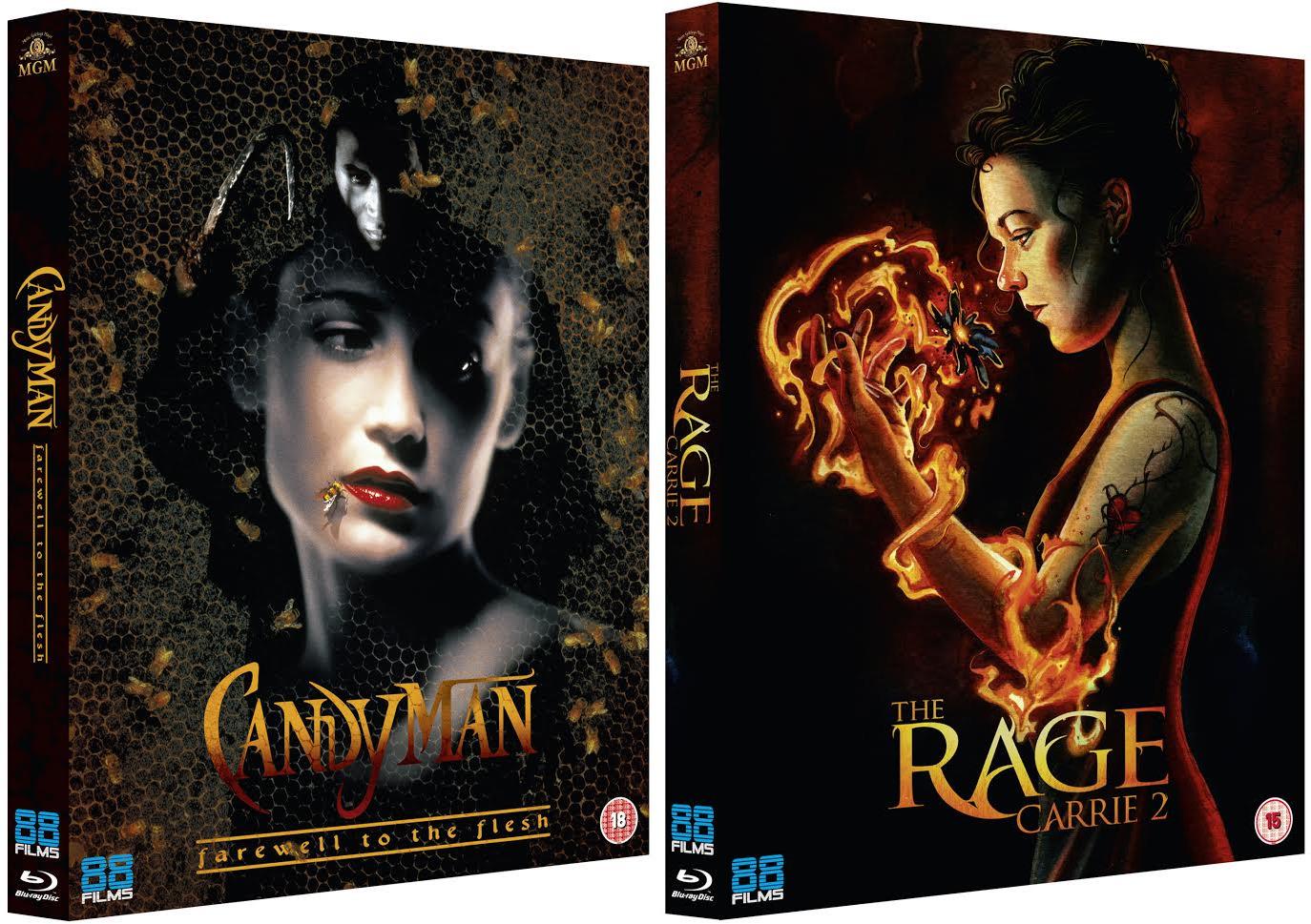 [News] 88 Films Presents Two Classic 90's Horror Sequels