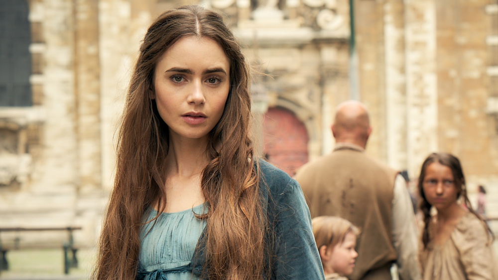 Lily Collins Joins Simon Pegg in Upcoming Thriller Inheritance