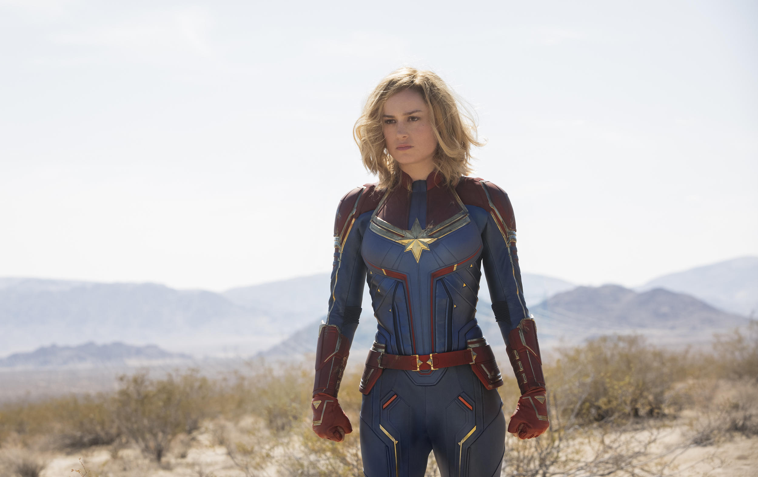CAPTAIN MARVEL Is Going Higher Further Faster in New TV Spot
