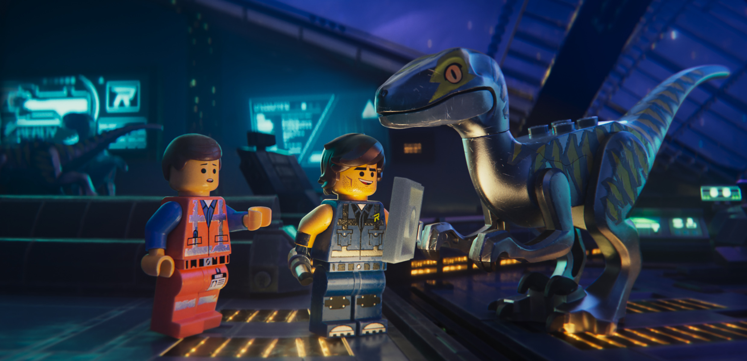Nightmarish Detour Review: THE LEGO MOVIE 2: THE SECOND PART (2019)