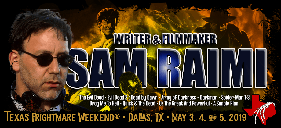 Texas Frightmare Weekend Reveals 2019 Artwork