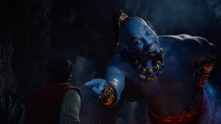 [TV Spot] Check Out the First TV Spot for Disney's ALADDIN