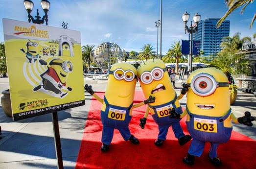 Kick Off 2019 Fitness Resolutions with Illumination's Mischievous Minions
