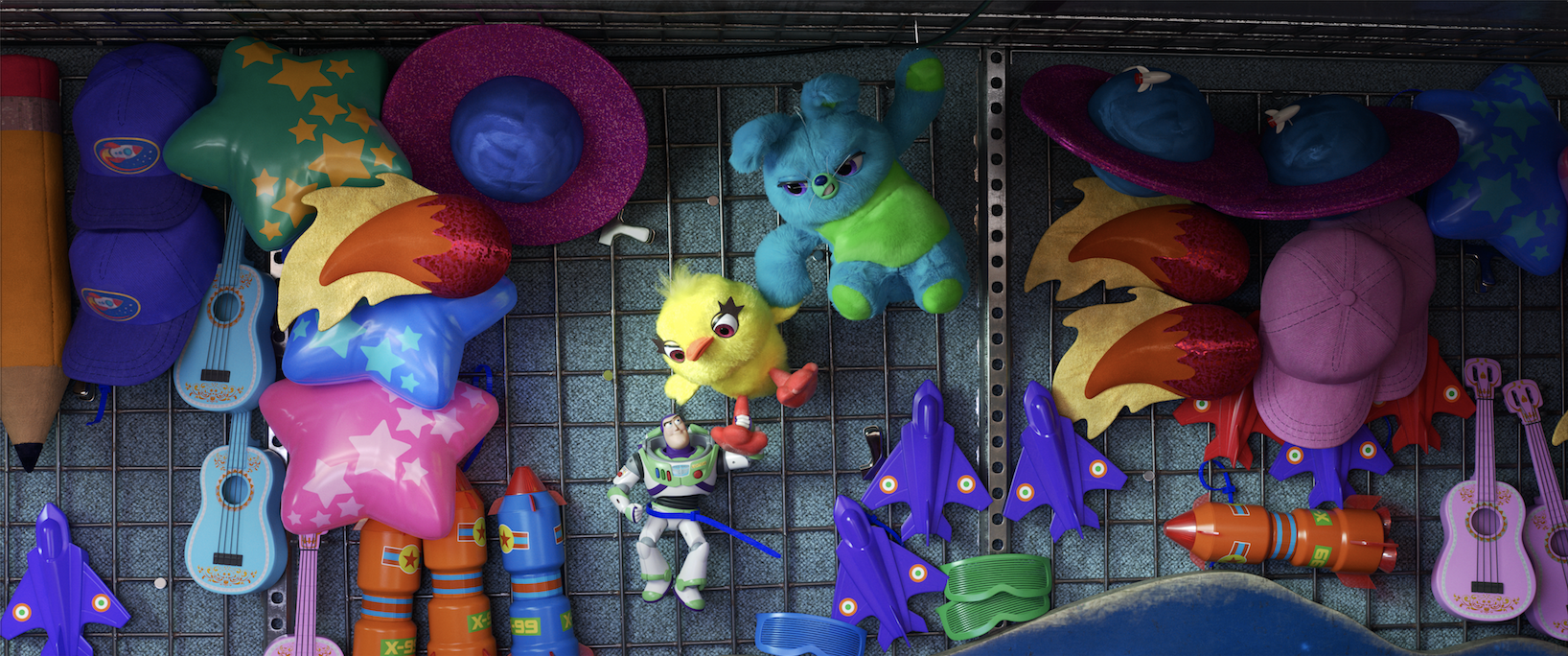 New Video and Image Released for TOY STORY 4